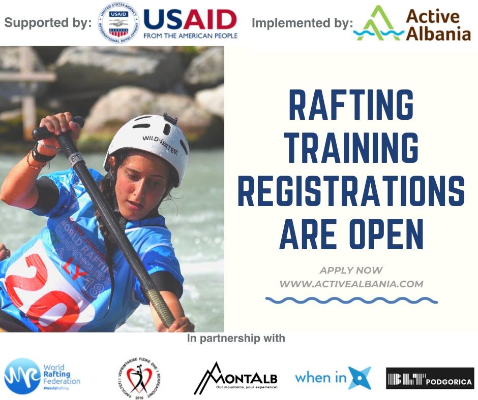 Registracije za obuku vodiča na otvorenom su otvorene