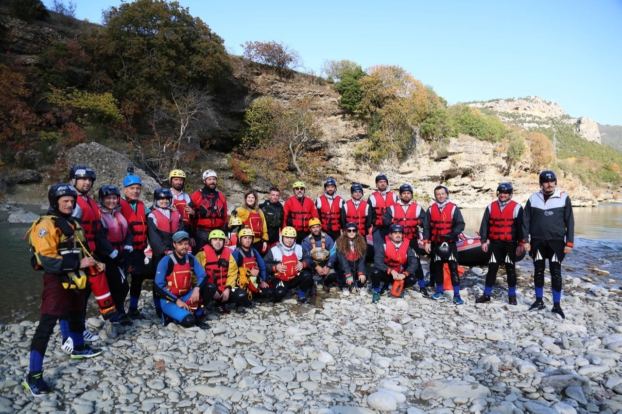 градење тим активна албанија