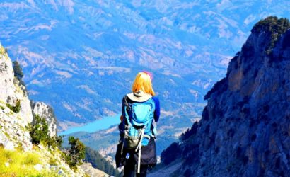 Pack raft, Snorkel and Hike Canyons in Albania