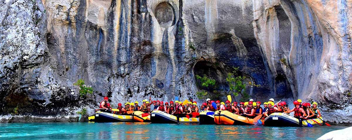 Rafting-Albania
