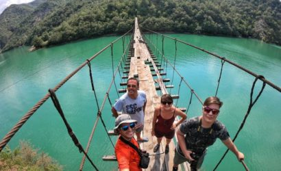 packraft, Snorkel and Hike Canyons in Albania