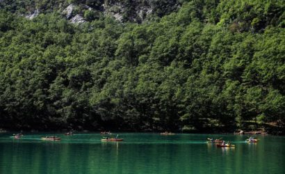 packraft, Snorkel and Hike Canyons in Albania11