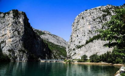 packraft, Snorkel and Hike Canyons in Albania12