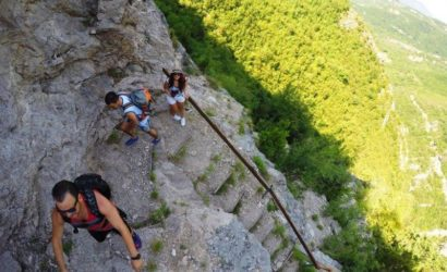 packraft, Snorkel and Hike Canyons in Albania15