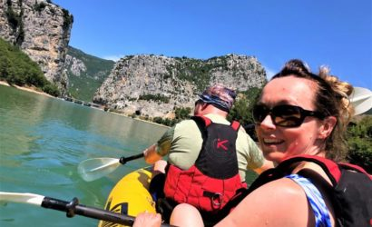 packraft, Snorkel and Hike Canyons in Albania17