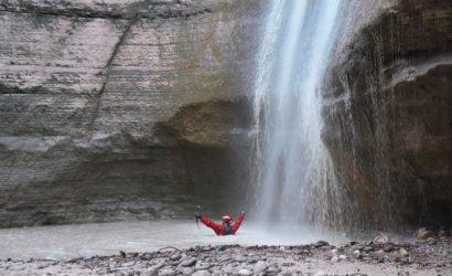 Love waterfall