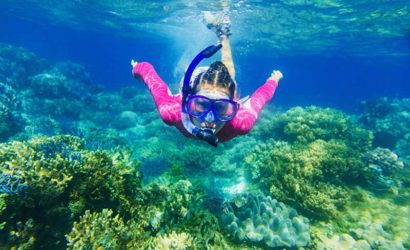snorkeling albania
