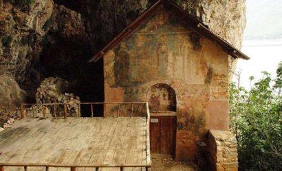 Crkva Svete Marije - otok Maligrad