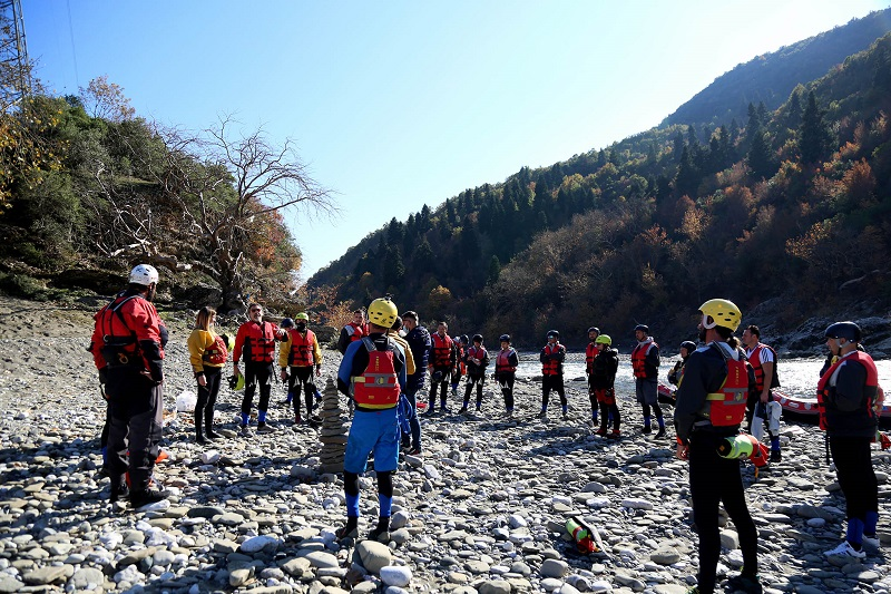 Embrace-Balkans-Adventure --- Rafting-Training-in-the-Western-Balkans 1