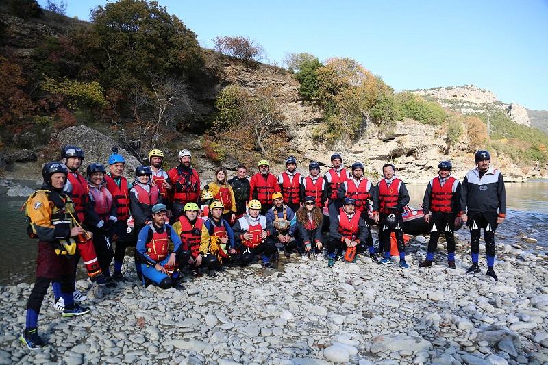 Embrace-Balkans-Adventure --- Rafting-Training-in-the-Western-Balkans2