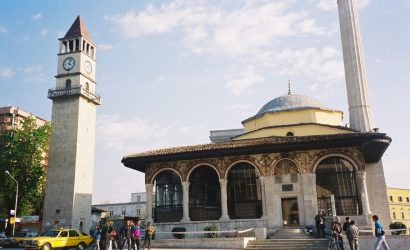 Ethem bey-moskén