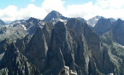 Jezerca Peak