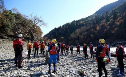 Rafting en Albanie