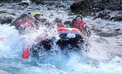Rafting à Vjosa Wild River