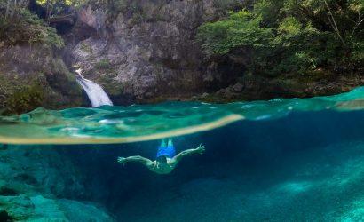 Theth National Park Albania plavo oko
