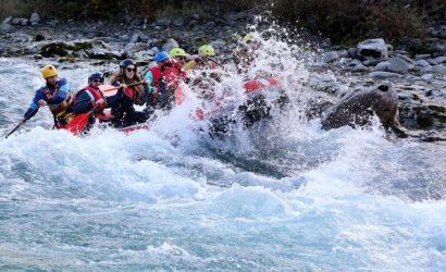 Rivière Vjosa PErmet