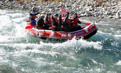 White Water Rafting vjosa river