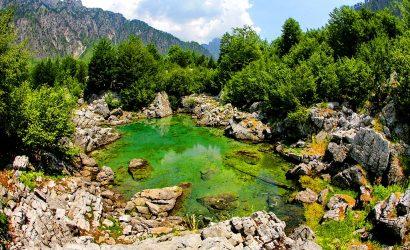 Xhema Lake