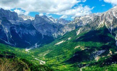 proklete planine