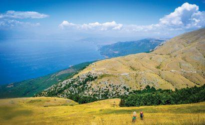 Galicica Mountain