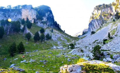 escursionismo tomorr mountain9
