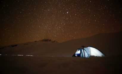 Camping in Nemercke