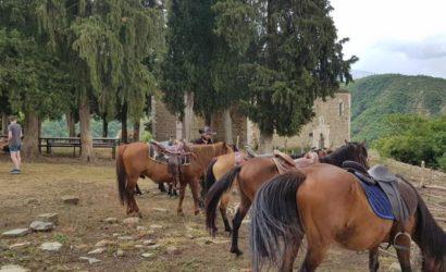 Ridning i södra Albanien19