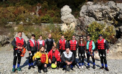 rafting expedition