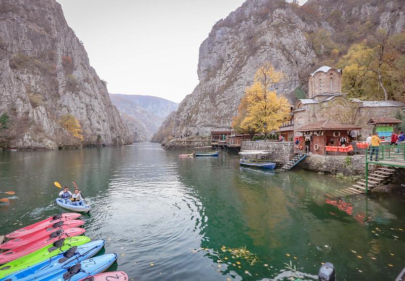 Matka, Macedonia del Nord