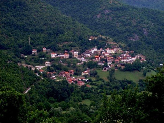Villaggio Janche