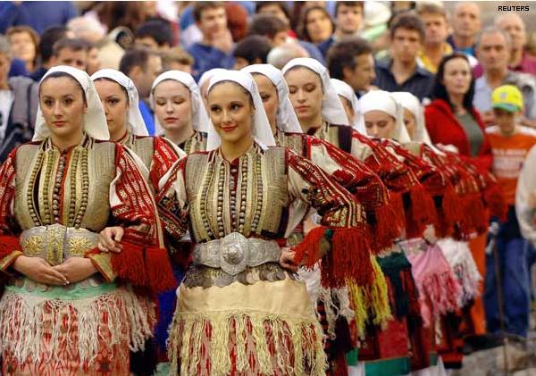 Matrimonio Galichnik