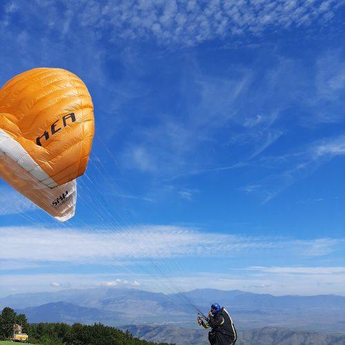 Paragliding Krushevo