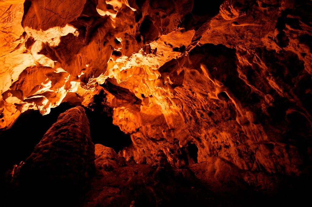 4. Jaskinia Vrelo