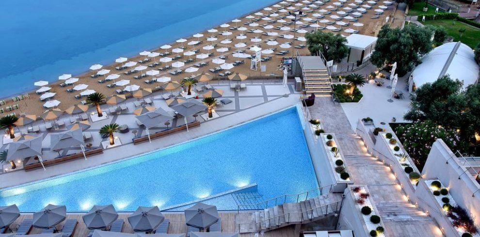 Hotel de lujo Montenegro