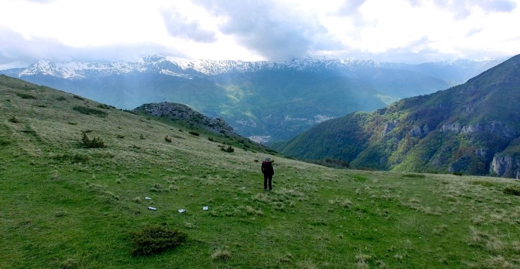 2.Mavrovo hiking
